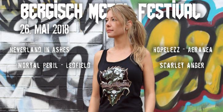 26. Mai 2018 – Bergisch Metal Festival – Ufo