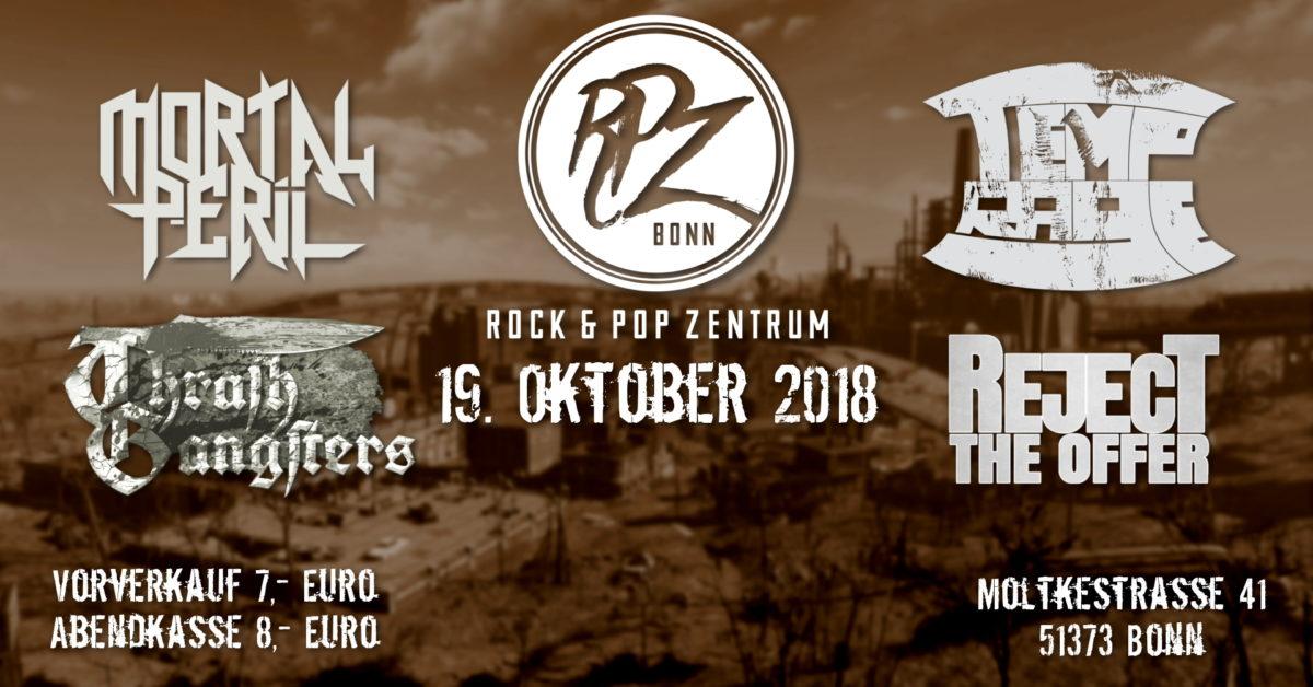 Nächster Halt: Bonn, RPZ – 19.10.2018