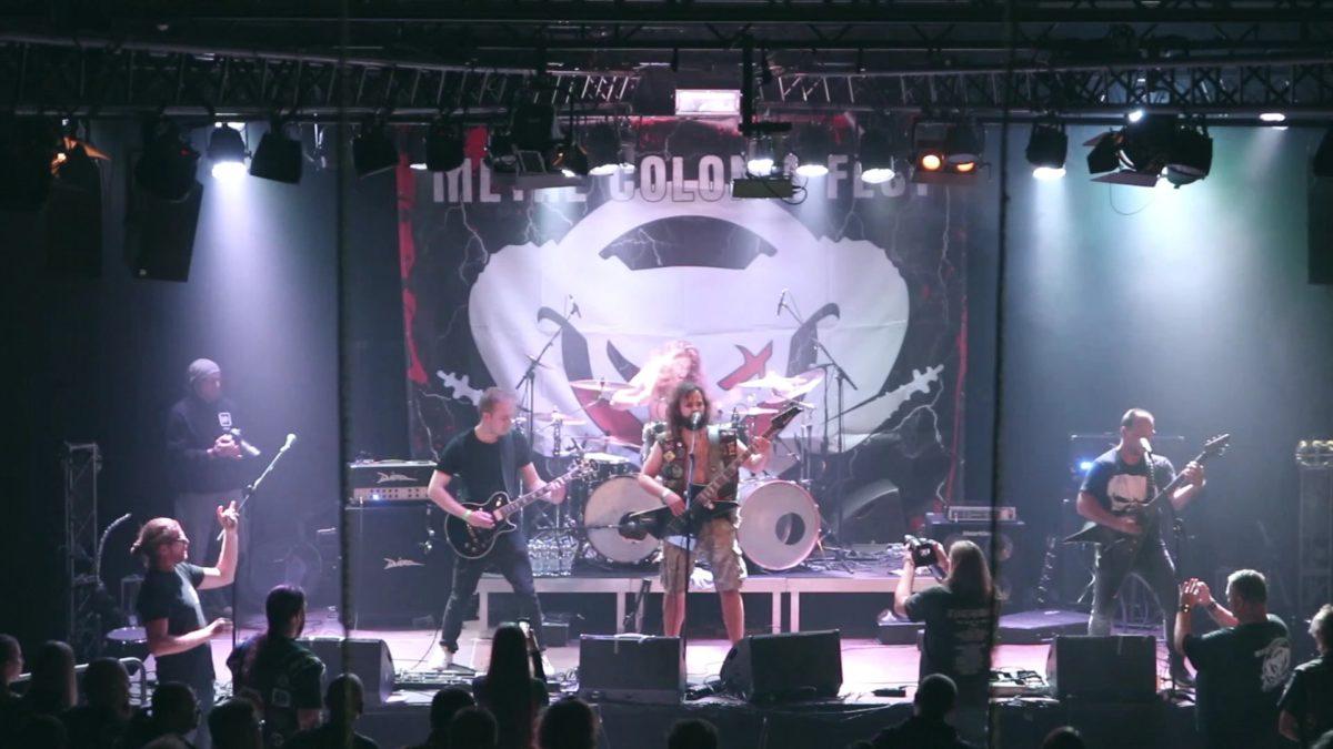 Video vom Metal Colonia Fest 2019 – Monster vom kommenden Album Digital Idol